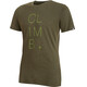 Mammut Massone T-Shirt Men iguana melange-aloe
